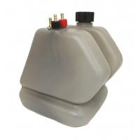 Tank SILVER FUME' GREY LT. 8.5 KZ complete CRG