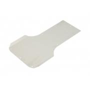 Floor Plate Aluminum Neos 60cc OTK TonyKart, MONDOKART