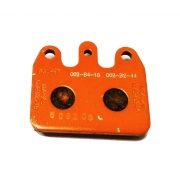 Rear Brake Pad VEN05 (V05) CRG, MONDOKART, Brake pads