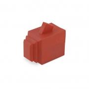 Cuffia parapolvere rossa Intrepid, MONDOKART, Pompa Freno R1/R2