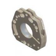 Bearing Case Intrepid 30mm (Mini CUB2), MONDOKART, Axle &