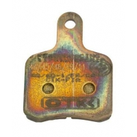 Brake pad BS5 - BS6 - SA2 Sintered Gold OTK TonyKart