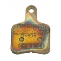 Bremsbelag BS5 - BS6 - SA2 Sintered Gold OTK TonyKart