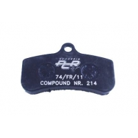 Front disc brake pad PCR KF