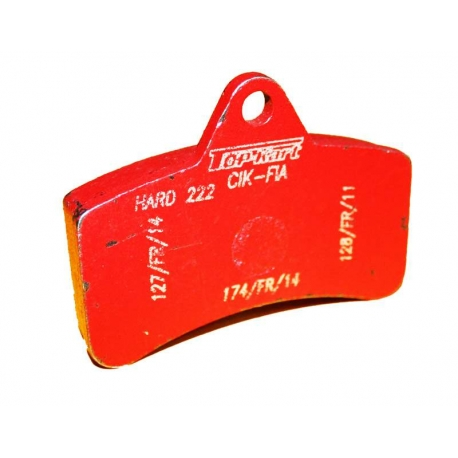 Brake pad Top Kart KZ-KF back, mondokart, kart, kart store