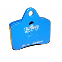 Top Kart KZ front disc brake pad