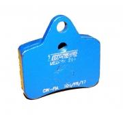 Top Kart KZ front disc brake pad, MONDOKART, Braking system KZ
