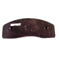 Top Kart rear disc brake pad (old type)