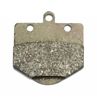 Pad rear brake 56x55 compatible BirelArt