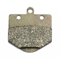 Pad rear brake 56x55 compatible BirelArt