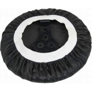 Steering wheel cover Black, mondokart, kart, kart store