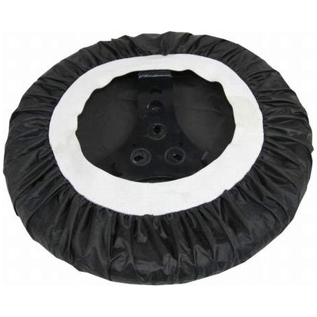 Steering wheel cover Black, MONDOKART, Flying Accessories
