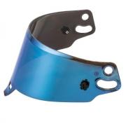 Blue IRIDIUM Visor helmets Sparco AIR / SKY KF 5W / 7W