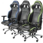 Sedile Ufficio Racing SPARCO, MONDOKART, Sedie Ufficio Racing
