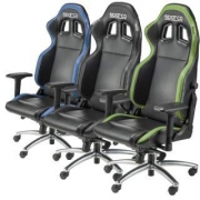 SPARCO Racing Office Seat, MONDOKART, Racing Office Chairs