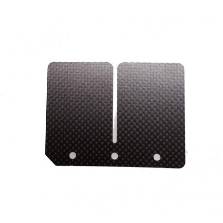 Clapet Carbone KZ spécial DIVIS Universal, MONDOKART, kart, go