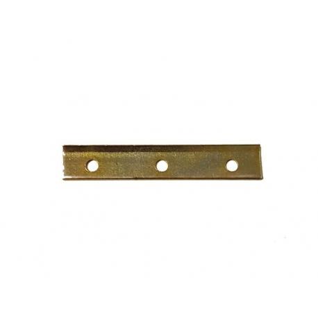 Stopper Plate Fixation for Reeds Carbon KZ, mondokart, kart