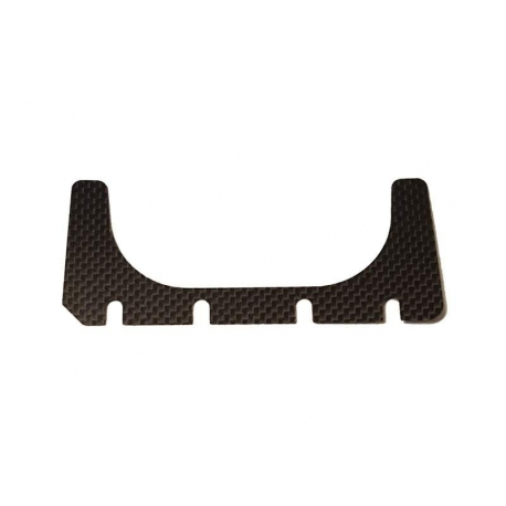Stützmembrane Carbon KF - OK Sonder, MONDOKART, kart, go kart