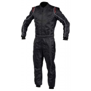Suit Kart Hurryproject Black, MONDOKART