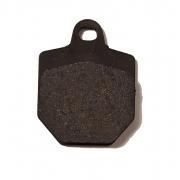 Front Pad brake Biesse, MONDOKART, Brake pads