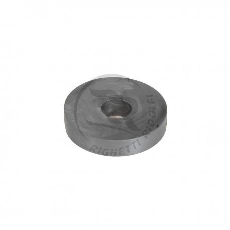 Rubber washer floorpan 20x6mm, MONDOKART, Anti-vibration rubber