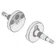 Couple drive shafts BMB 60cc Easykart, MONDOKART, Crankshaft &