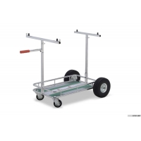 Kart Trolley OTK TonyKart Chrome