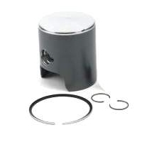 Piston for 100cc Piston Port (stationary central band)