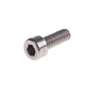 Vite Testa Cilindrica M4x12 mm, MONDOKART, Pompa Freno R1/R2