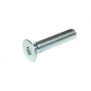 Screw Countersunk M8x40 mm, MONDOKART, Spindles & Accessories