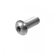 Screw Rounded Head M5x8 mm, MONDOKART, Brake pump R1 / R2 Parts