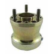 "Hub ""US type"" rear 78mm magnesium 50 / 78-8, MONDOKART, For KF"