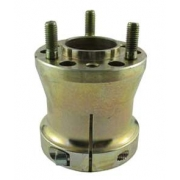"Hub ""US type"" rear 88mm magnesium 50 / 88-8, MONDOKART, For KF"