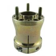 "Radstern Hinten ""US Typ"" rear 98mm Magnesium 50 / 98-8"
