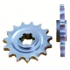 Engine Sprocket Pinion for TM KZ (version centered), mondokart