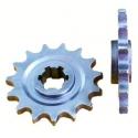 Engine Sprocket Pinion for TM KZ (version centered), mondokart