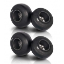 Juego Neumáticos Set Vega SL10 (Mini) CSAI, MONDOKART, kart, go
