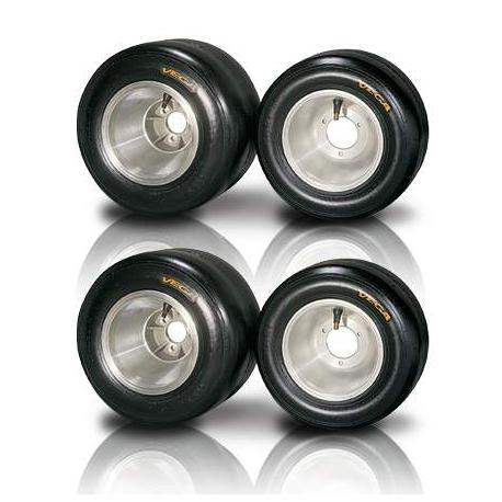 Tires Vega HS 6, MONDOKART, Tires Vega