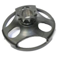 Clutch Drum with sprocket 100cc Piston Port