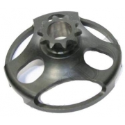 Cloche d'embrayage pignon 100cc piston Port, MONDOKART, kart