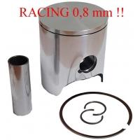 Pistón para TM KZ10C KZ R1 - Ciel Plato CERO GRADOS! - 0.8 Segment Racing Light