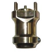 Magnesium Front Hub 40 X 92, MONDOKART, For KF - KZ (40mm axle)