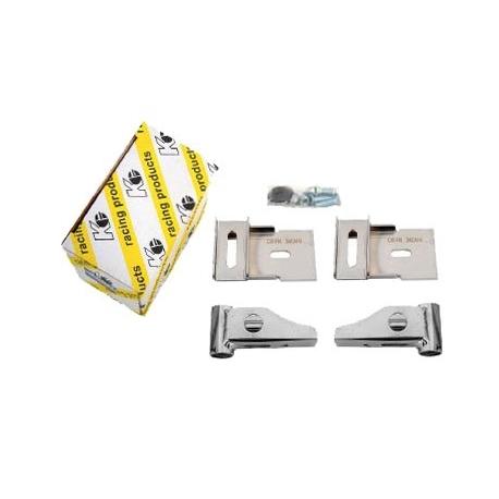 Kit rear spoiler attack CLOB CIK/20 - TRIS, mondokart, kart