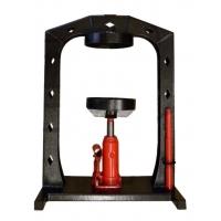 Stallonatore idraulico a pistone (pressa)