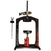 Stallonatore idraulico a pistone (pressa) COMPLETO smontagomme - 2 PEZZI