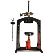 Presse a piston pour Demontage Pneus avec part superieure - 2