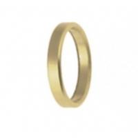 Entretoise Fusèe 25 mm x 0,5cm Gold