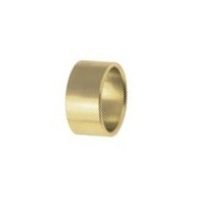 Spacer for spindle 25mm x 1cm Gold