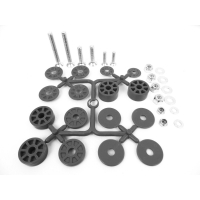 Seat fixing Kit screws washers