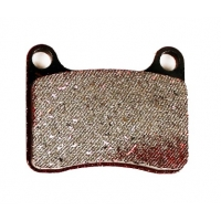 Front brake pad Intrepid R1K KZ Compatible